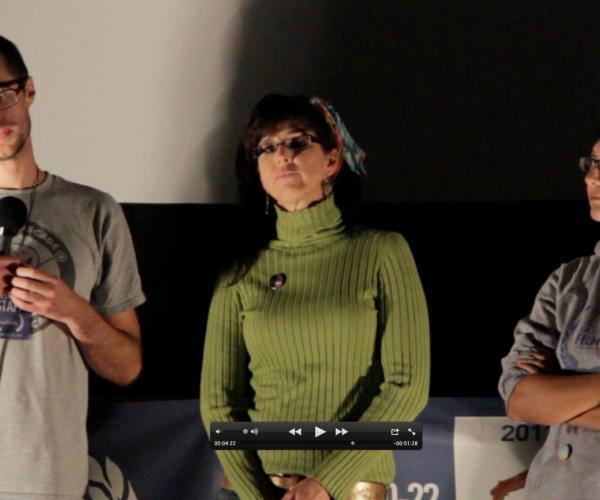 LIVE Audience Q&A with filmmaker Ian Clark