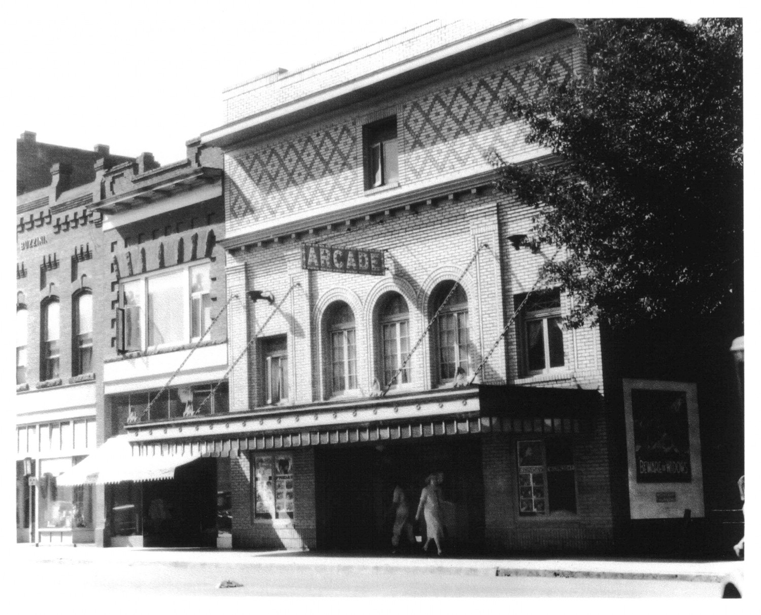 Screening & Tour at the Historic Liberty Theatre April 25th