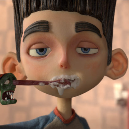 LAIKA PRESENTS INSIGHT INTO THEIR HANDCRAFTED STOP-MOTION FEATURE: PARANORMAN