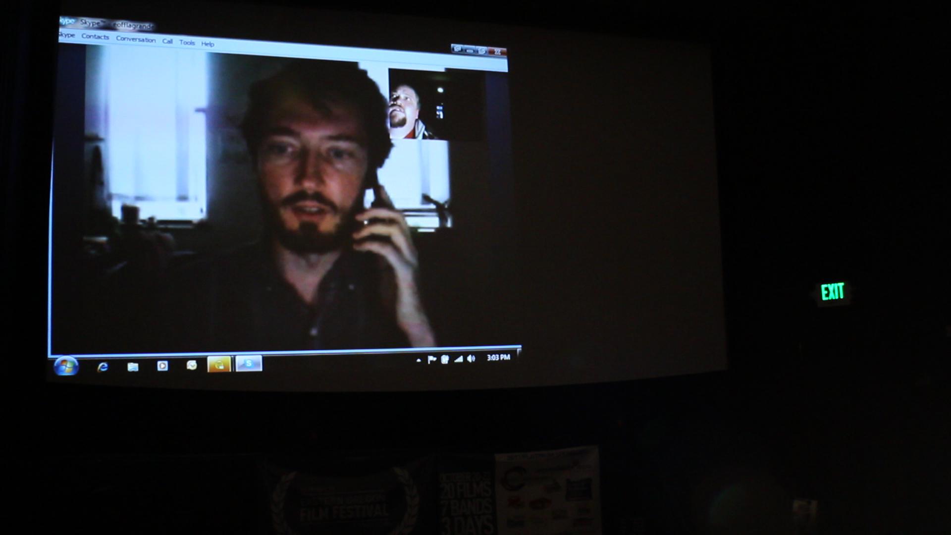 Skype Q & A with Dustin Guy Defa