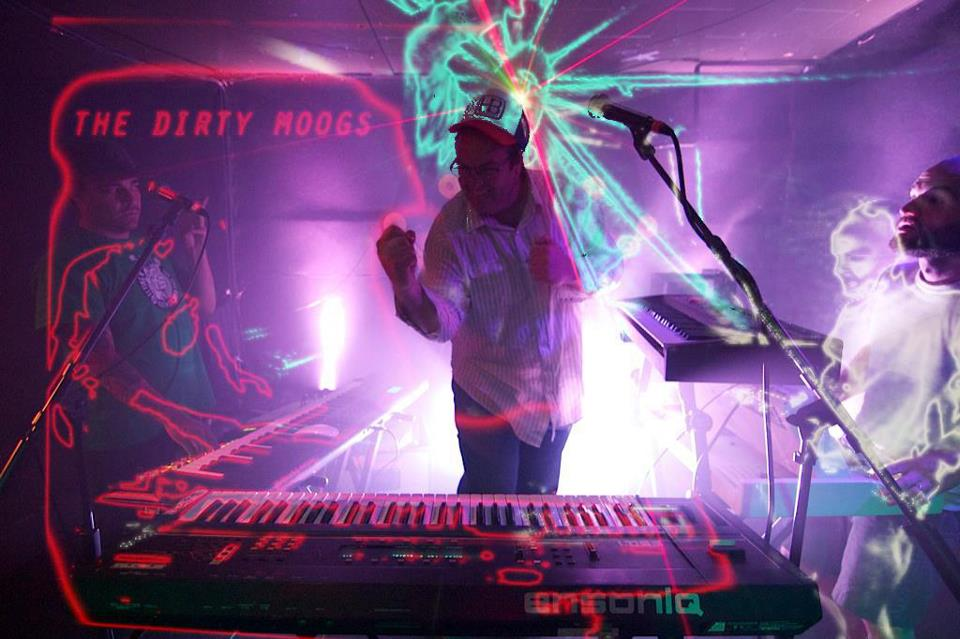 THE DIRTY MOOGS