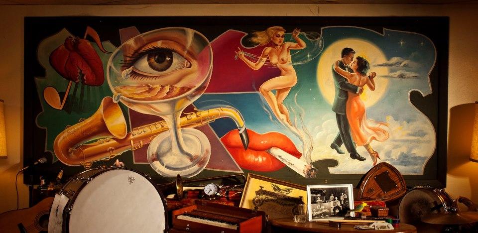 James Dean Kindle & The Eastern Oregon Playboys