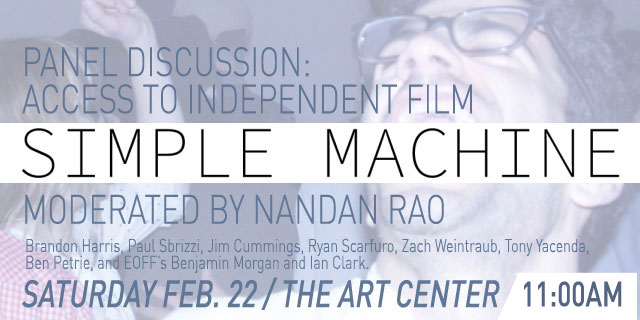 PANEL DISCUSSION: Access to Independent Film