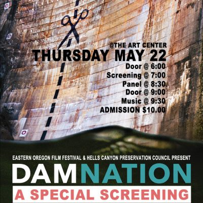 NEW FESTIVAL DATES ANNOUNCED //  Upcoming Screening: DamNation