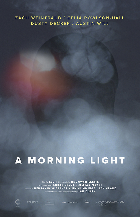A MORNING LIGHT // Upcoming Project by Festival Programmer Ian Clark