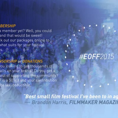 ANNOUNCING THE 6TH ANNUAL // EASTERN OREGON FILM FESTIVAL