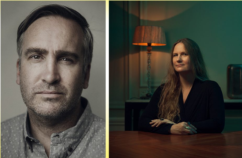 From Page to Screen with Andy Mingo and Lidia Yuknavitch