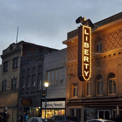Historic Liberty Theatre Tour
