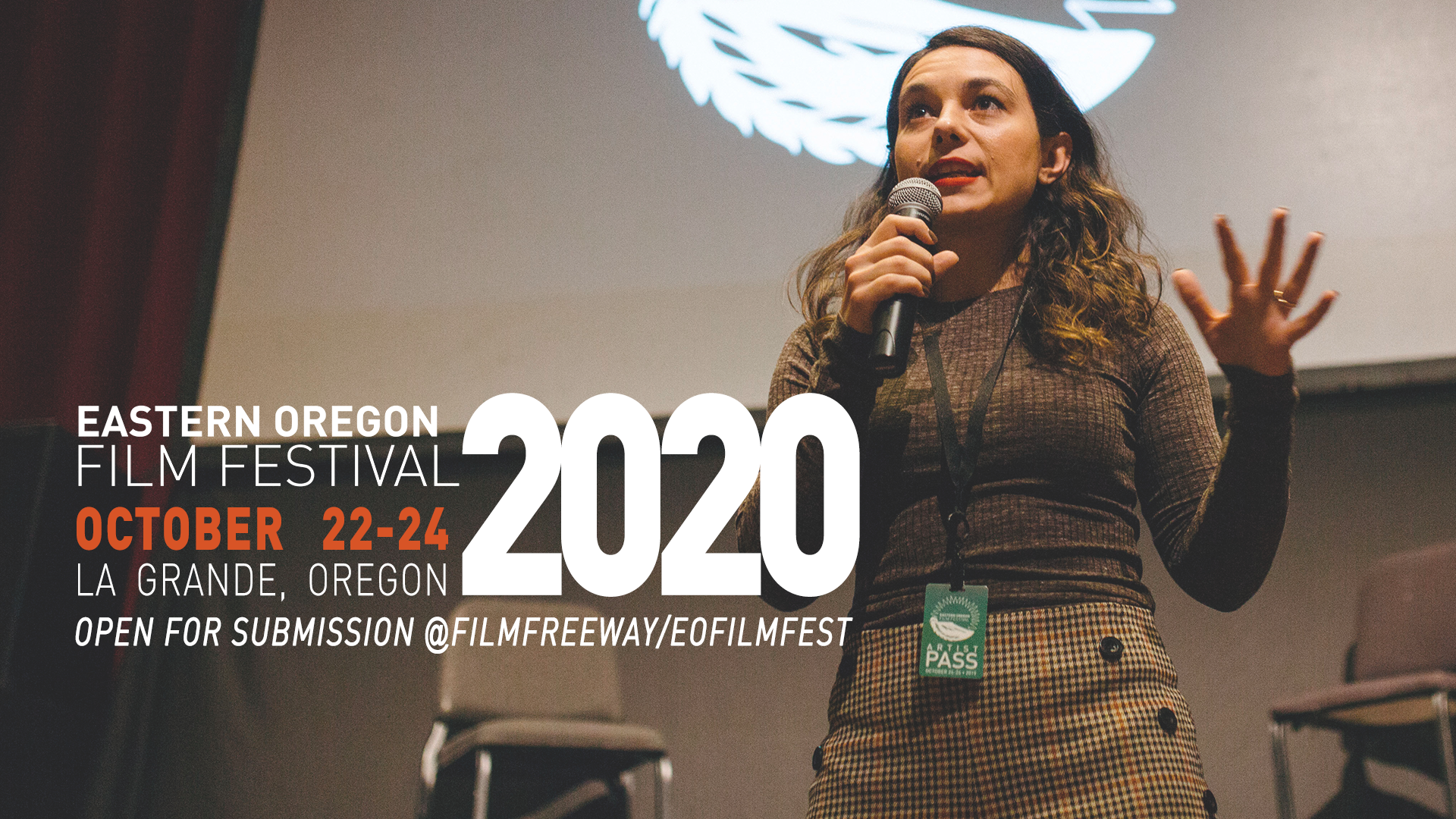 #EOFF2020 / October 22-24, 2020 / La Grande, Oregon