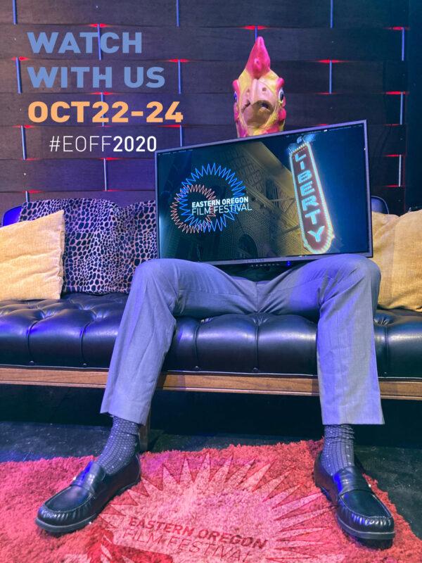 EOFF 2020 Chicken Man