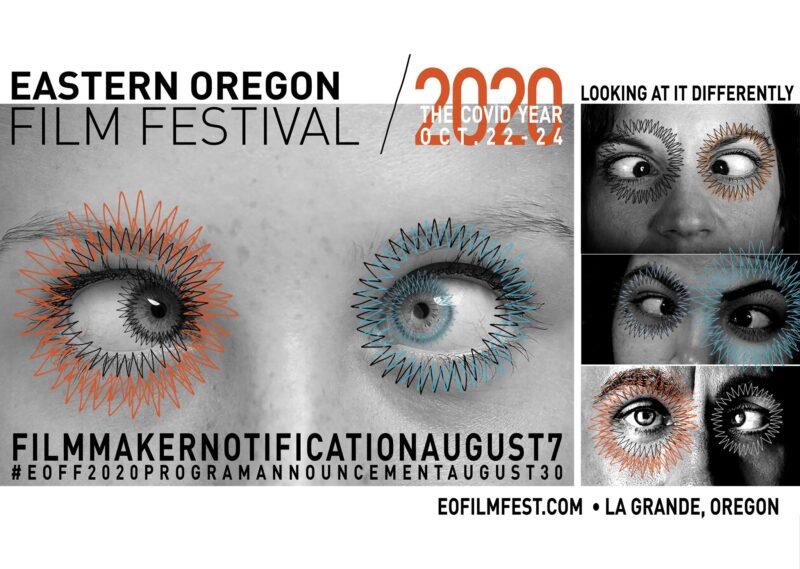 EOFF 2020 Festival Postcard