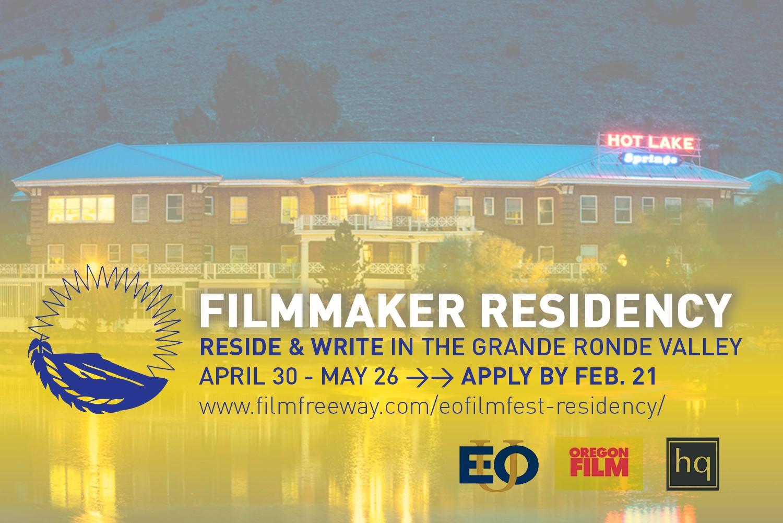 Residency Application Deadline Feb. 21