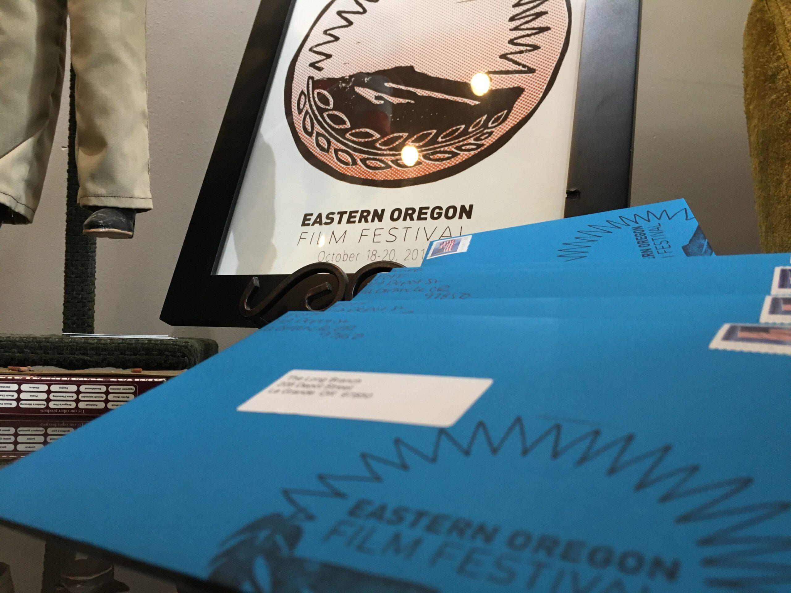 Sponsor The Eastern Oregon Film Festival